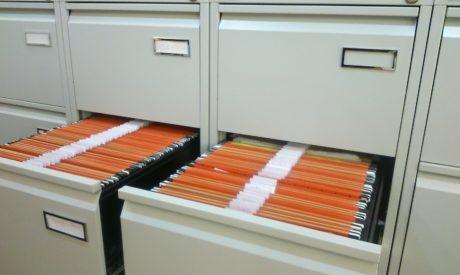 archivo documentos